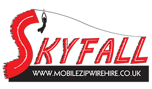 Skyfall Mobile Zip Wire Hire, Manchester